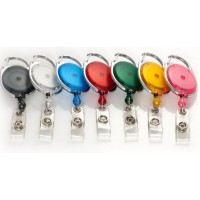 Yoyo Retractable ID Card Badge Reel [Custom Pantone Color]