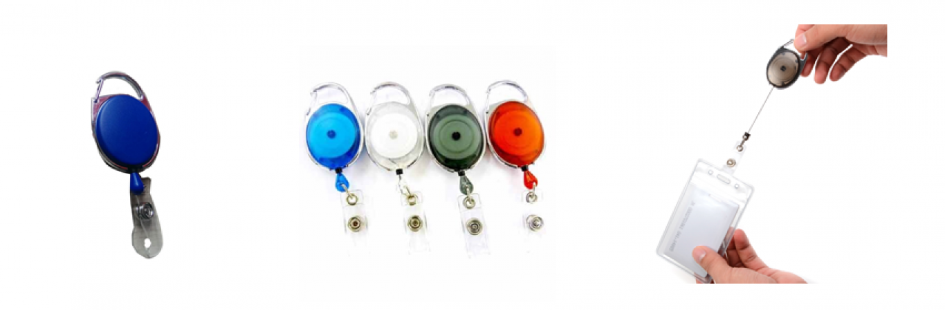 Custom Yoyo Retractable Badge Reel